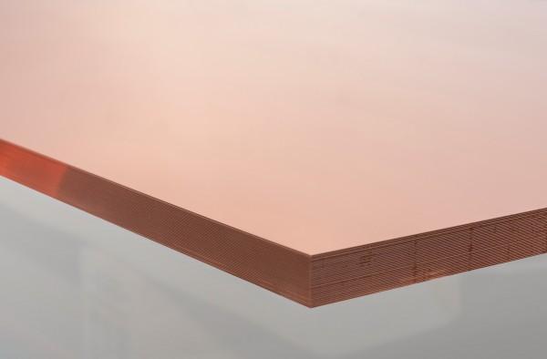 Cuivre Plaques CW021A Dur de laminage