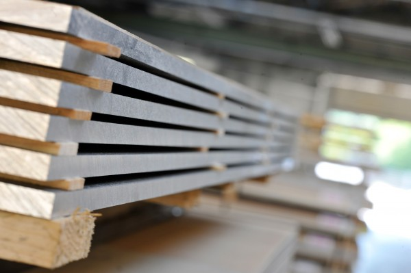 Alu cast plate – six sides sawn EN AW-5083